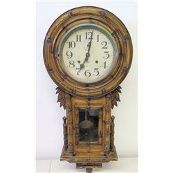 Vintage Heirloom Clock, Belonged to Jim Nabors