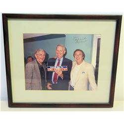 "Guy Hunt Autographed Photot to Jim Nabors - ""Alabama Gave Us…"""