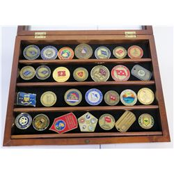Various Medals from U.S Armed Forces & Misc. Commemorative Medals