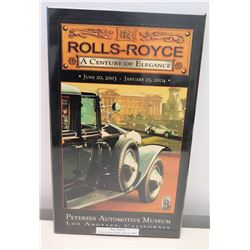 Cars & Stars Gala Rolls-Royce Award, Jim Nabors 2003