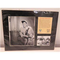 The Andy Griffith Show & Gomer Pyle Photo Collage