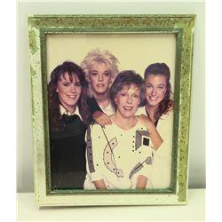 Photograph of Carol Burnett & Family