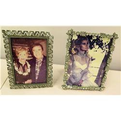 Photographs of Jim Nabors & Carol Burnett