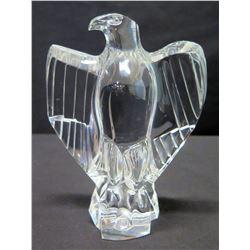 """Baccarat Bald Eagle 6.5"""" H"""