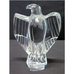 "Baccarat Bald Eagle 6.5"" H"
