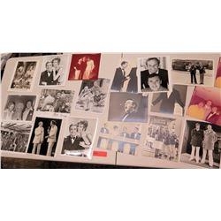 Misc. Jim Nabors Photographs w/ Various Celebrities