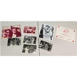 Misc. Jim Nabors Hawaii Photographs: Jack Lord, Don Ho, etc.