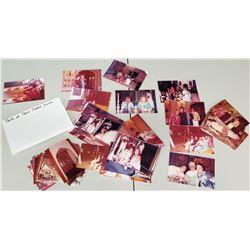 Misc. Photographs - Party at Dorris Duke's Home