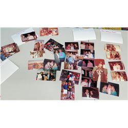 Misc. Photographs - Jim Nabors, Dorris Duke, Bill Clinton, etc.