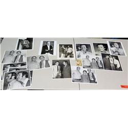 Misc. B&W Jim Nabors Photographs