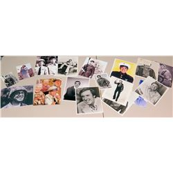 Misc. B&W Jim Nabors Photographs - Andy Griffith Show, etc.