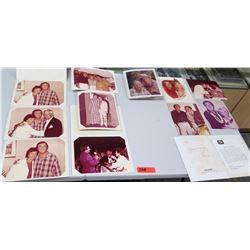 Multiple Jim Nabors Loose Photos - Carol Burnett, Florence Henderson, etc