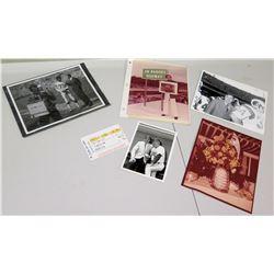 Multiple Jim Nabors Loose Photos - Jim Nabors Highway, Football Pics, etc
