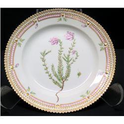 "Royal Copenhagen Flora Danica Bread & Butter Plate 7.5"" Dia. (20 of 3573)"