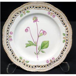 "Royal Copenhagen Flora Danica Salad Plate 8.75"" Dia. (20 of 3554)"