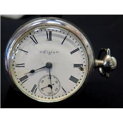Elgin Pocketwatch (damage at 3 o'clock)