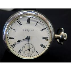 Elgin Pocketwatch (damage at 3 o'clock)