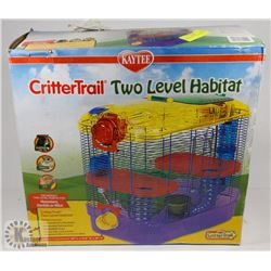 2 LEVEL CRITTER TRAIL HABITAT