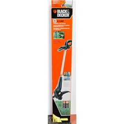 BLACK & DECKER 3.5 AMP TRIMMER HEDGER.