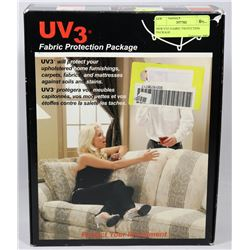 NEW UV3 FABRIC PROTECTION PACKAGE