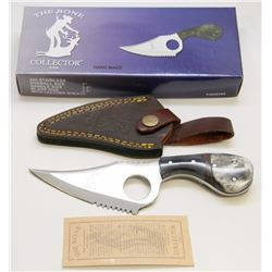 "NEW! THE BONE COLLECTOR 7"" HUNTING KNIFE"