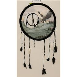 NEW EAGLE DREAMCATCHER WITH DREAMCATCHER