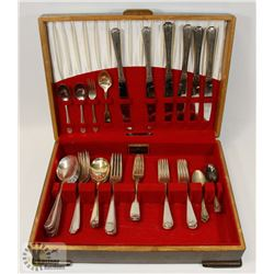 VINTAGE SILVERWARE COLLECTION