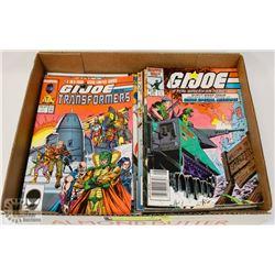 G. I. JOE - A REAL AMERICAN HERO COMICS