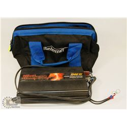 MASTERCRAFT TOL BAG WITH 1000W MOTOMASTER
