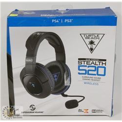 TURTLE BEACH STEALTH 520 WIRELESS PS4
