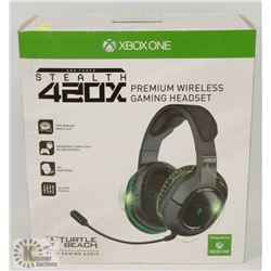 TURTLE BEACH STEALTH 420X+ WIRELESS XBOX ONE
