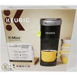 KEURIG K-MINI COMPACT COFFEE MAKER