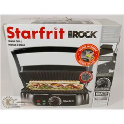 STARFRIT THE ROCK PANINI GRILL