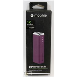 NEW MORPHIE POWER RESERVE