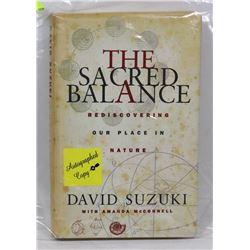 """2002 """"THE SACRED BALANCE"""""""