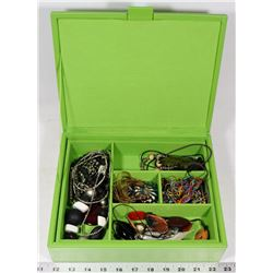 LARGE COMPARTMENT BOX FILLED