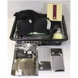 BOX OF NEW MISC WOMEN'S ITEMS