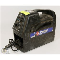 CAMPBELL HAUSFELD PORTABLE 12V COMPRESSOR WITH