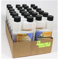 CASE OF 12 BOTTLES OF POLAR D DIESEL FUEL COLD