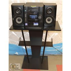 SONY RADIO WITH STAND