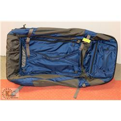 EDDIE BAUER BAG EXPEDITION DROP BOTTOM ROLLING