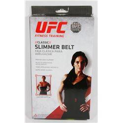 NEW! UFC FITNESS TRAINING SLIMMER BELT