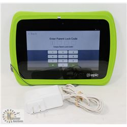 """LEAPFROG EPIC 7"""" ANDROID TABLET"""