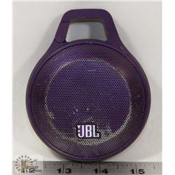 JBL BELT CLIP PORTABLE BLUETOOTH SPEAKER