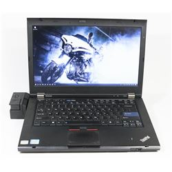 BUSINESS CLASS LENOVO THINKPAD T420 i5/8 GB RAM