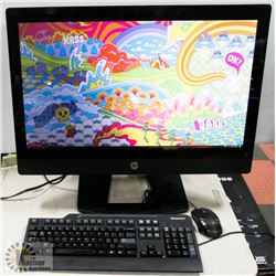 "POWERFUL 27"" HP Z1 ALL IN ONE WORKSTATION PC/6 GB"