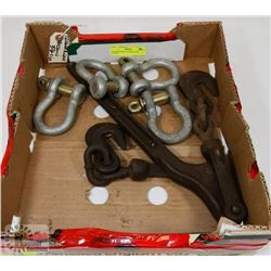 LOAD BINDER 1 3/8 WITH 4 5/8 CLEVIS