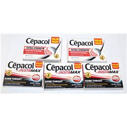 BAG OF CEPACOL ASSORTED LOZENGES