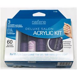 NAILENE DELUXE SALON ACRYLIC KIT