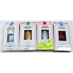 LOT OF 4 SALLY HANSEN NAIL PRODUCTS